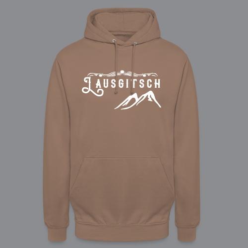 Lausgitsch Weiß - Unisex Hoodie