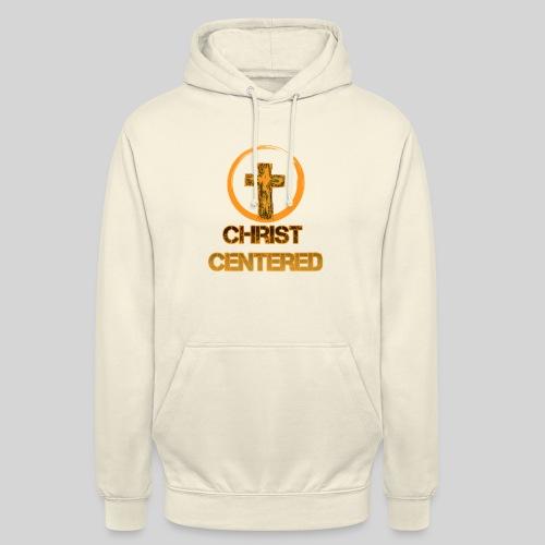Christ Centered Focus on Jesus - Unisex Hoodie