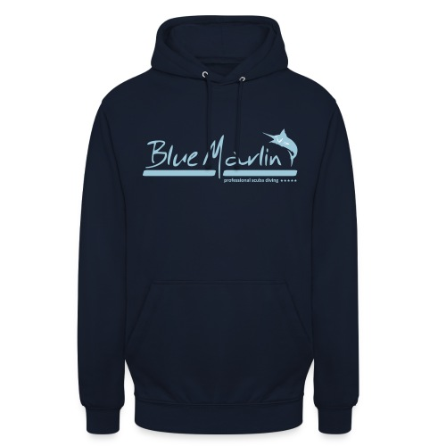 BlueMarlin Divestyle - Unisex Hoodie