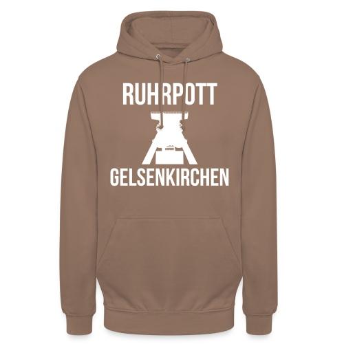 RUHRPOTT GELSENKIRCHEN - Deine Ruhrpott Stadt - Unisex Hoodie