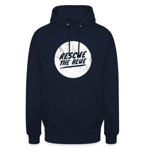 Rescue the Blue - Unisex Hoodie