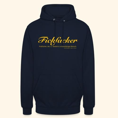 Fickfacker - Unisex Hoodie