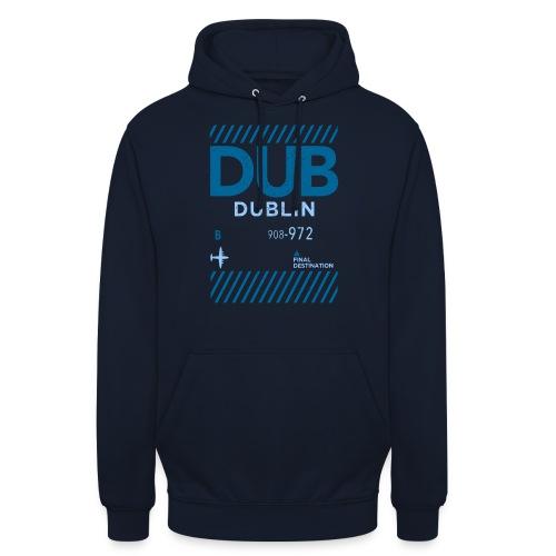 Dublin Ireland Travel - Unisex Hoodie