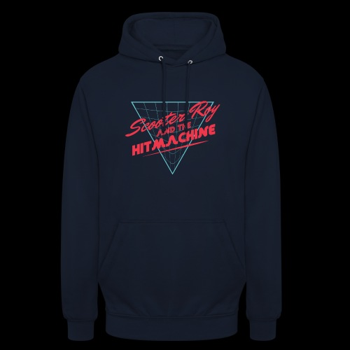 ScooterRoy and the Hitmachine - Hoodie unisex
