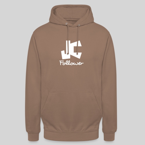 JC Follower - Nachfolger Jesu Christi - Unisex Hoodie