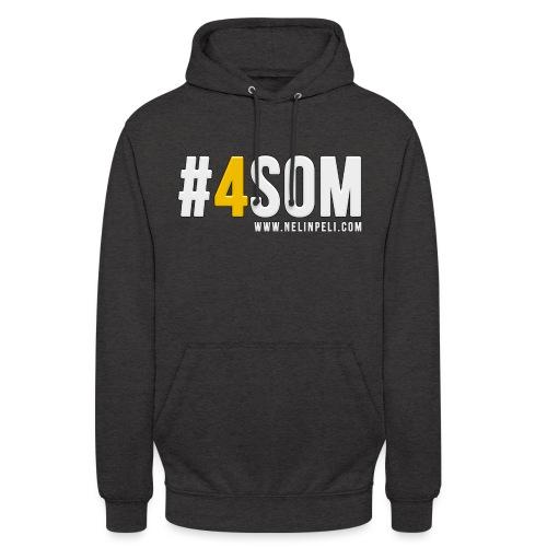"#4SOM - Huppari ""unisex"""