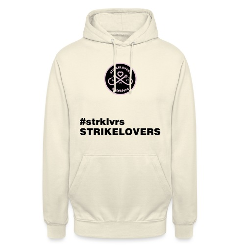 StrikeLovers Circle Vector - Unisex Hoodie