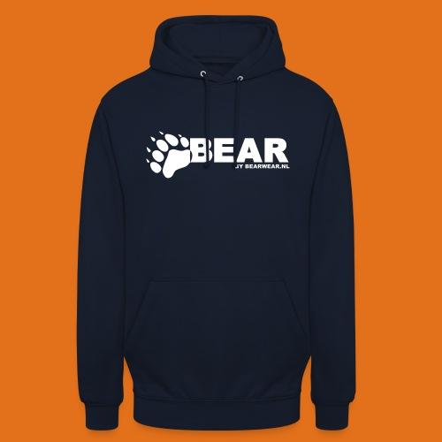 bear by bearwear sml - Unisex Hoodie