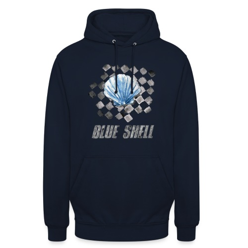 BLUE SHELL WINTER EDITION - Unisex Hoodie