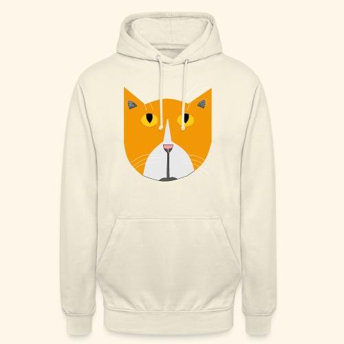 """Hieno kissa - Huppari """"unisex"""""""