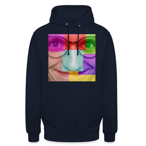 Bigface Moldave psyché édition - Sweat-shirt à capuche unisexe