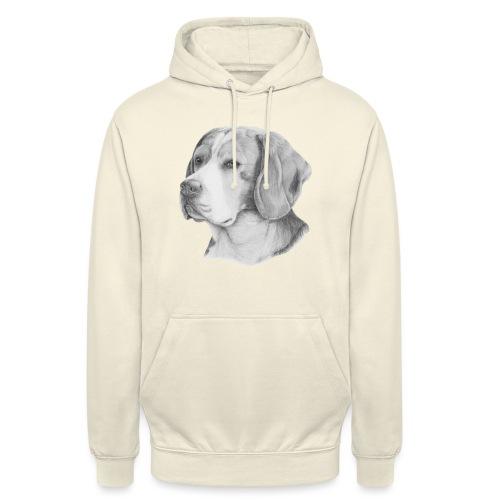 beagle M - Hættetrøje unisex