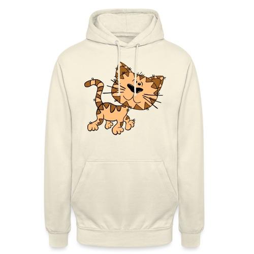 Cat - Unisex Hoodie
