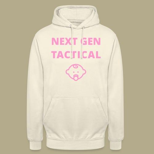 Tactical Baby Girl - Hoodie unisex
