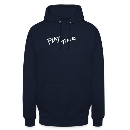 Play Time Tshirt - Unisex Hoodie