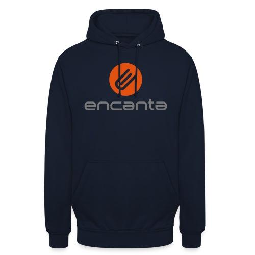 Encanta_Logo_Vector - Sudadera con capucha unisex