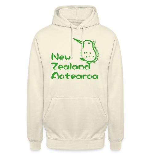 New Zealand Aotearoa - Unisex Hoodie