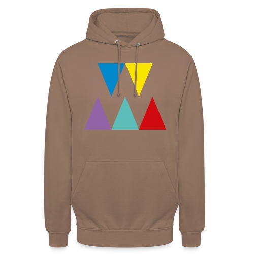 Logo We are les filles - Sweat-shirt à capuche unisexe