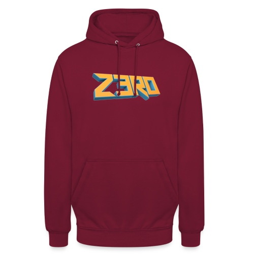 The Z3R0 Shirt - Unisex Hoodie