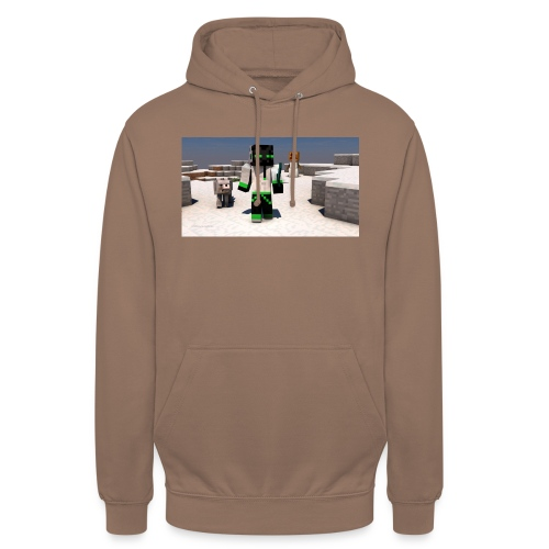 t-shirt - Luvtröja unisex