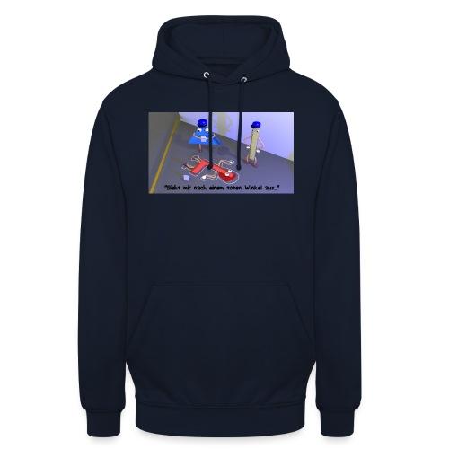 T-Shirt Toter Winkel - Unisex Hoodie
