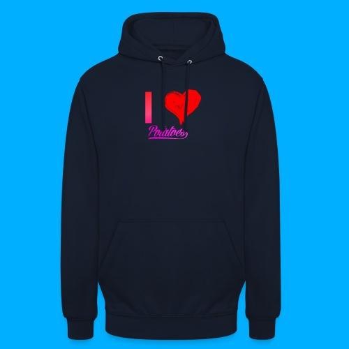 I Heart Potato T-Shirts - Unisex Hoodie