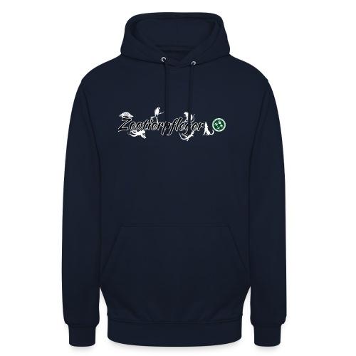 Zootierpfleger, Logo - Unisex Hoodie