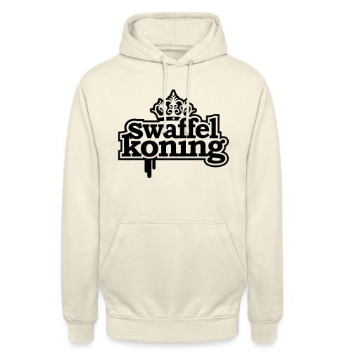 SwaffelKoning - Hoodie unisex