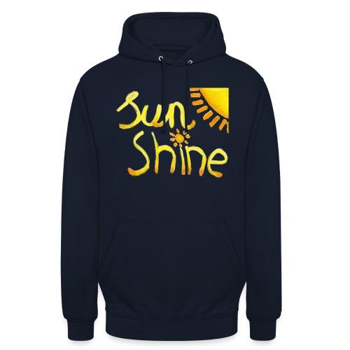 Sunshine - Hoodie unisex