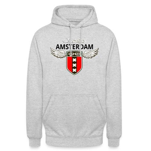 Amsterdam Netherlands - Unisex Hoodie