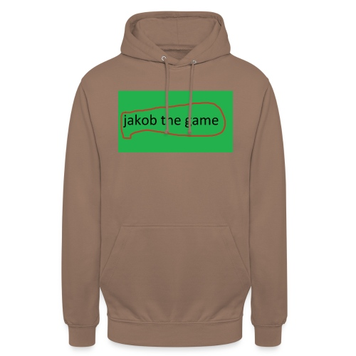 jakob the game - Hættetrøje unisex