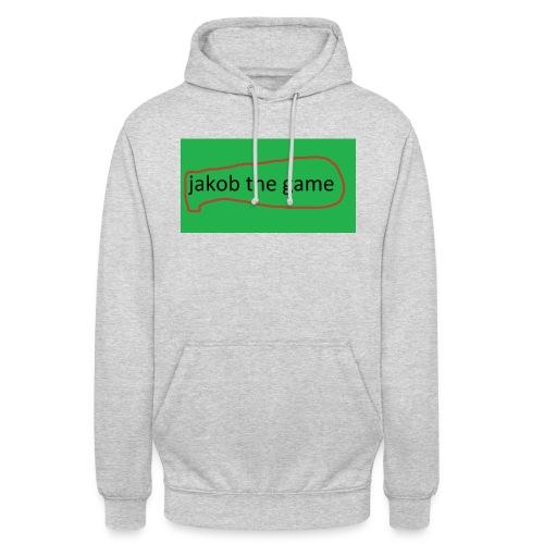 jakobthegame - Hættetrøje unisex