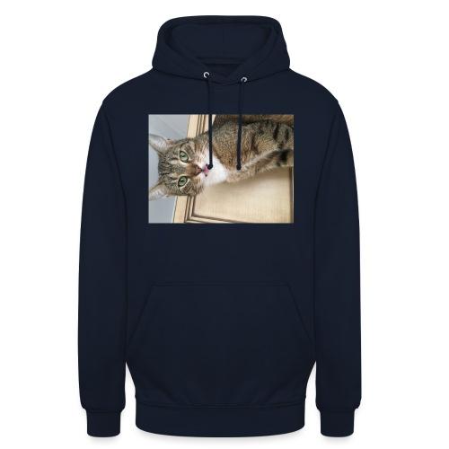 Kotek - Bluza z kapturem typu unisex