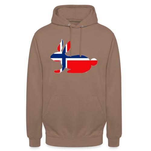 norwegian bunny - Unisex Hoodie