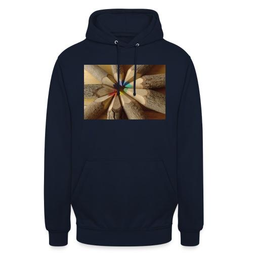 flo - Sudadera con capucha unisex