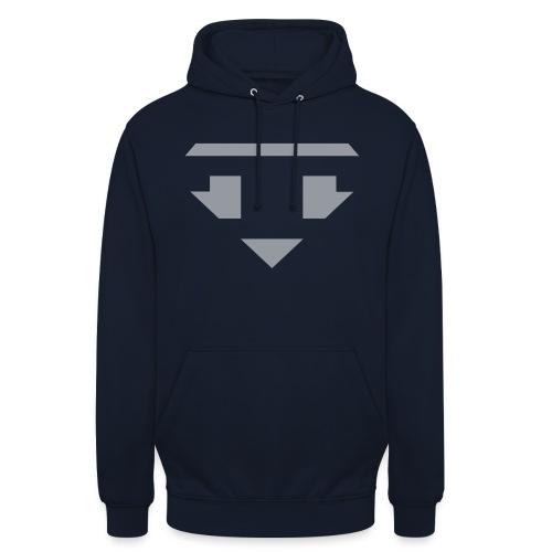 Twanneman logo Reverse - Hoodie unisex