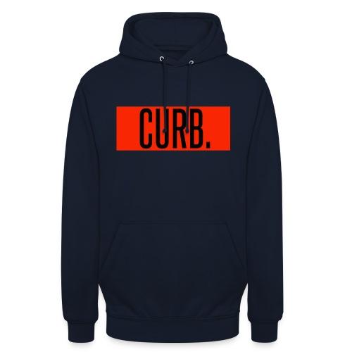 CURB red - Unisex Hoodie