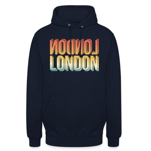 London Souvenir England Simple Name London - Unisex Hoodie