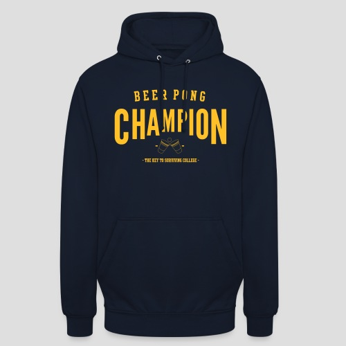 Beerpong Champion T-Shirt - Unisex Hoodie