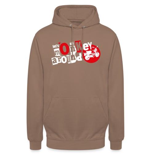 Monkey Around T-Shirt - Unisex Hoodie