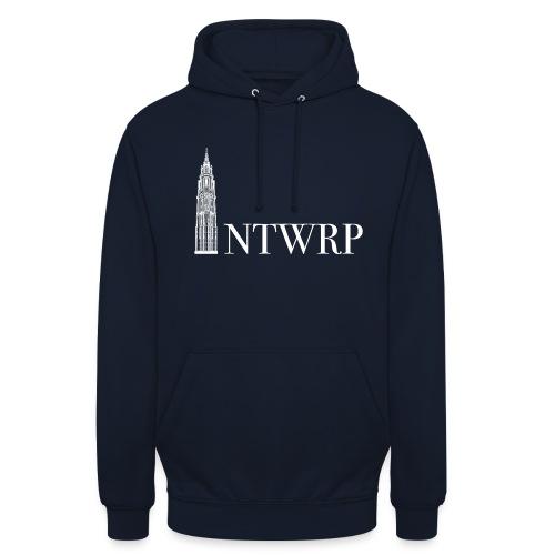 Cathédrale - Sweat-shirt à capuche unisexe