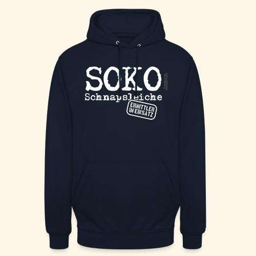 Sauf T Shirt SOKO Schnapsleiche - Unisex Hoodie