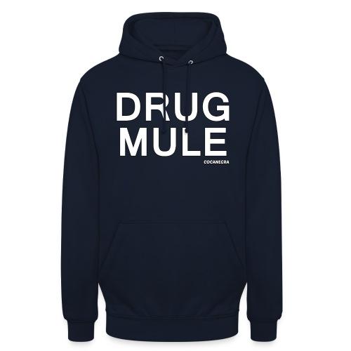 Drug Mule bag - Felpa con cappuccio unisex