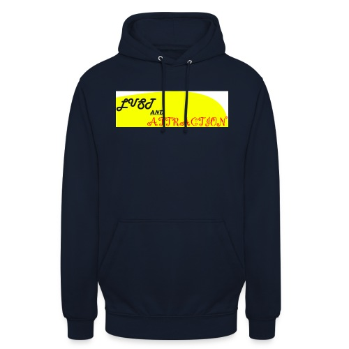 lust ans attraction - Unisex Hoodie