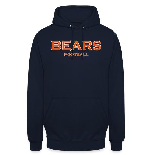 Bears Football - Unisex Hoodie