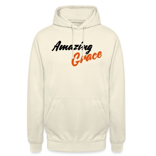 amazing grace - Sweat-shirt à capuche unisexe