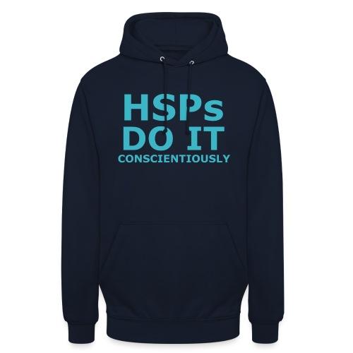 Do It hsPs men's t-shirt - Unisex Hoodie