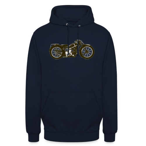 Classic Cafe Racer - Unisex Hoodie