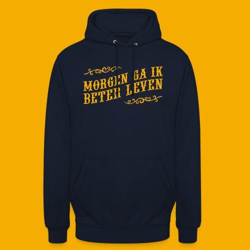 tshirt yllw 01 - Hoodie unisex