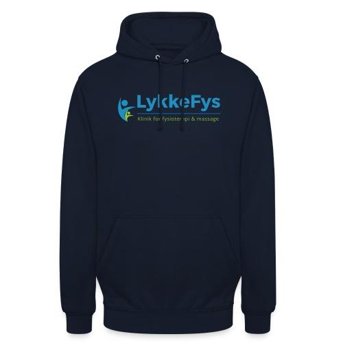 Lykkefys Esbjerg - Hættetrøje unisex
